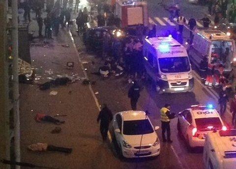 Харьковская трагедия: еще одного водителя привлекут к ответственности