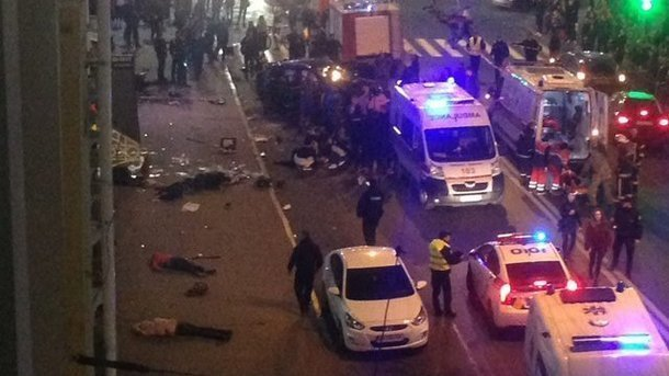 Харківська трагедія: жінку із численними травмами голови і ніг виписали додому