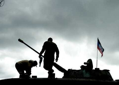 Боевики обстреляли из «градов» украинские позиции