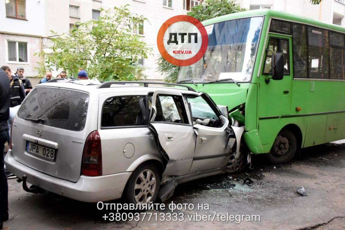 Страшное ДТП под Киевом погибли три человека