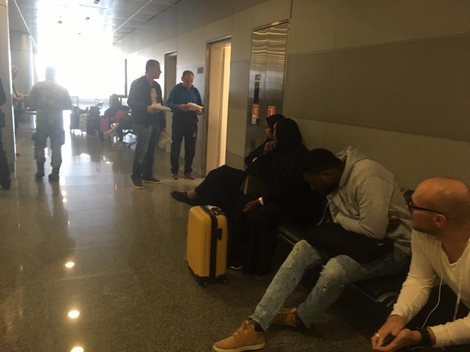 Таможенники уверяют, что журналистку «Страна.ua» незадерживали