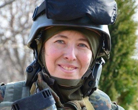 Снайперка з АТО назвала переможний сценарій для України