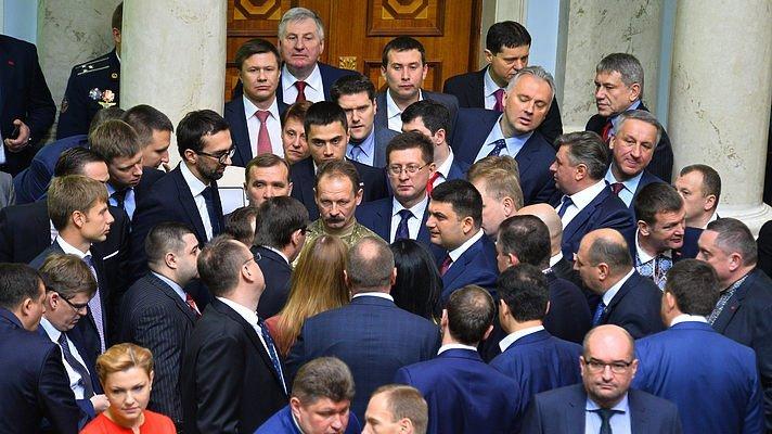 Порошенко зібрав уРаді засідання фракції БПП