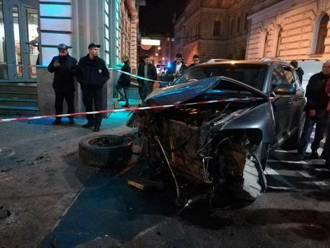 ДТП вХарькове: юрист подозреваемой отыскал другого виновника трагедии