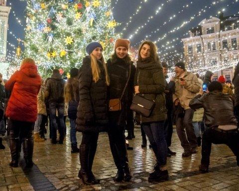 Киевлян порадовали новостью о новогодних праздниках