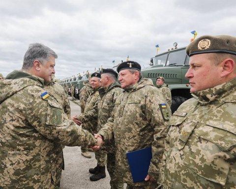 Сучасна і потужна: українцям показали техніку, яку передали в АТО (фото)