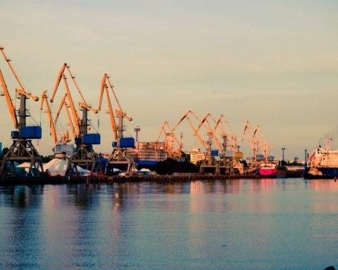 Порт Південний, Одеса