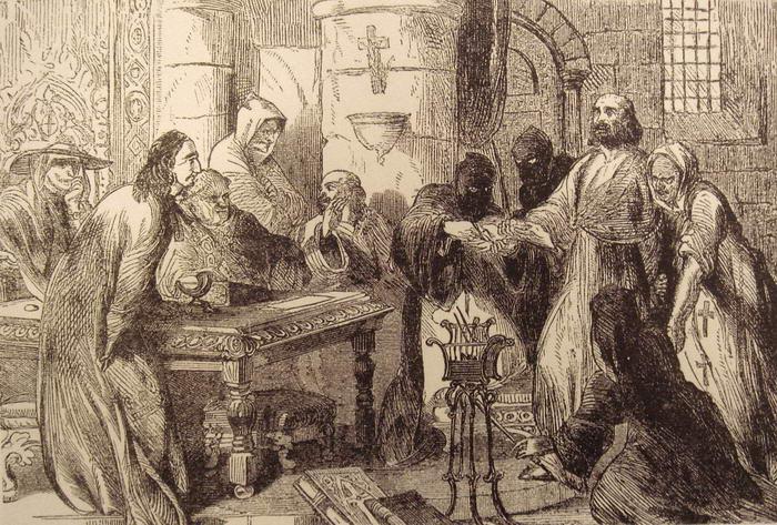 Малоизвестные факты о таинственном ордене Тамплиеров (фото)
