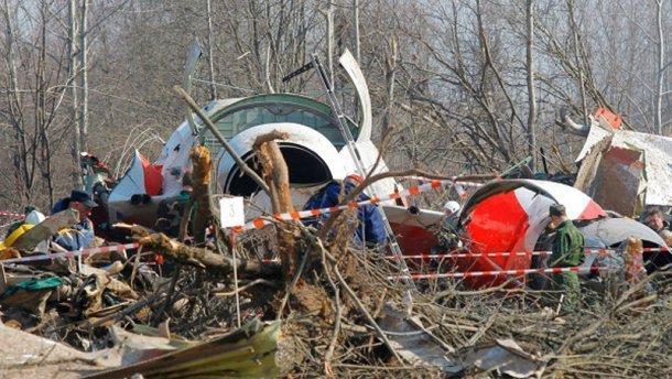 Самолет взорвали изнутри: выдвинули радикальную версию гибели президента Качиньского