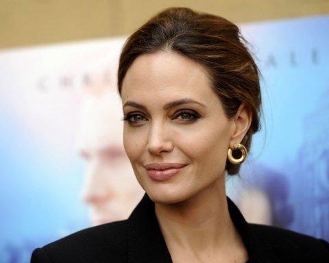 Джолі стала продюсером українського мультфільму