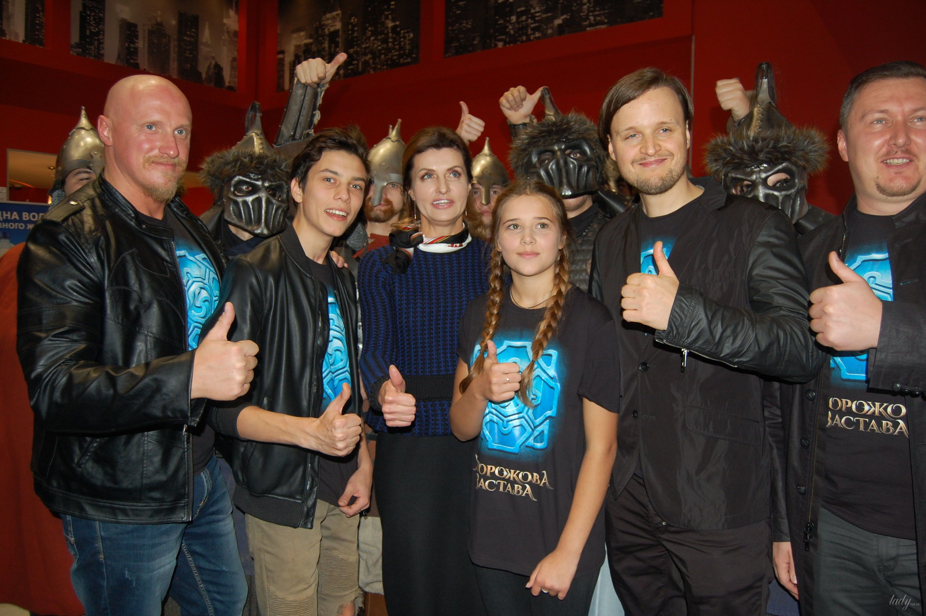 Отечественный фильм «Сторожевая застава» бьет рекорды вукраинском прокате