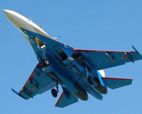 Су-27 РФ