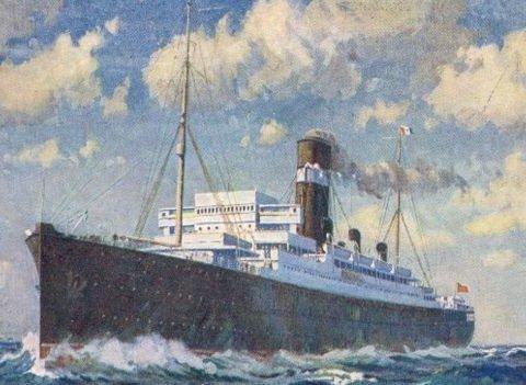 Вчені знайшли перший корабель, який потопили під час Другої світової