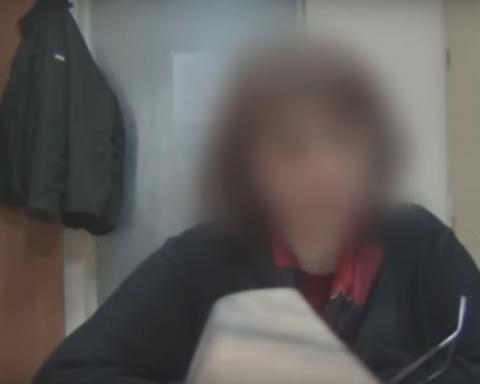 """Працівниця """"секретної служби"""" Нацгвардії """"зливала"""" інформацію російському Генштабу (відео)"""