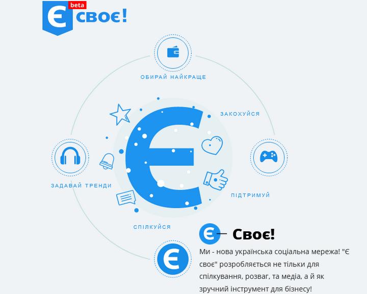 В Украине прошла презентация новой социальной сети