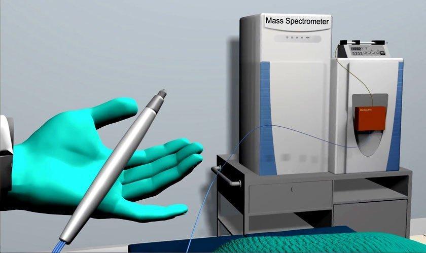 Изобретен прибор, который за десять секунд определяет рак