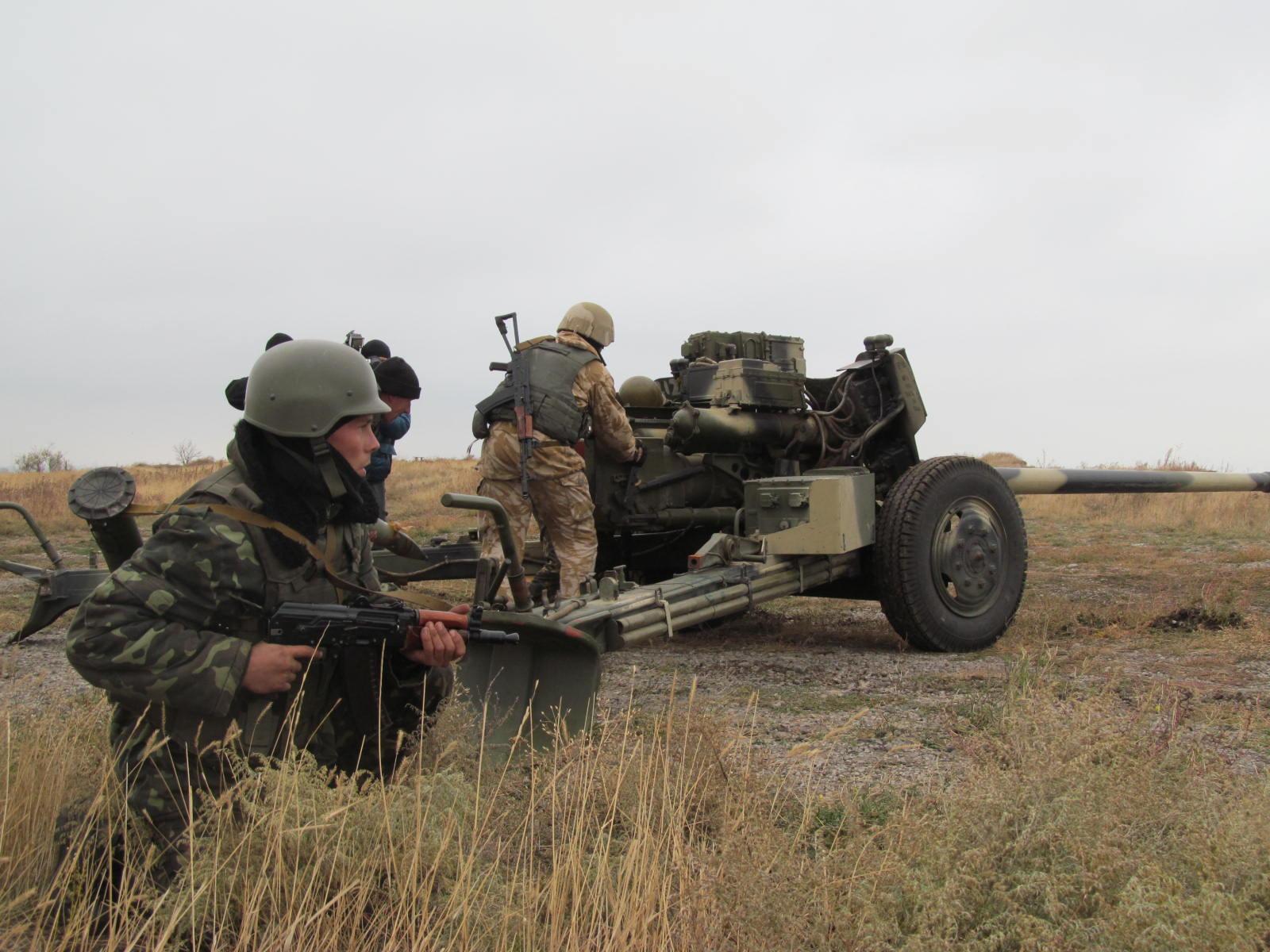 """Українські захисники дали """"по зубах"""" бойовикам на Донбасі"""