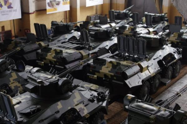 Київський бронетанковий завод постачав напередову неякісні БТРи