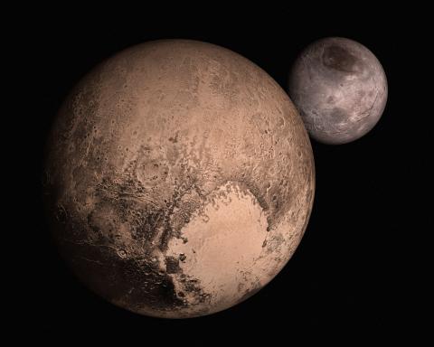 Стало відомо, що NASA приховували інформацію про Плутон (відео)