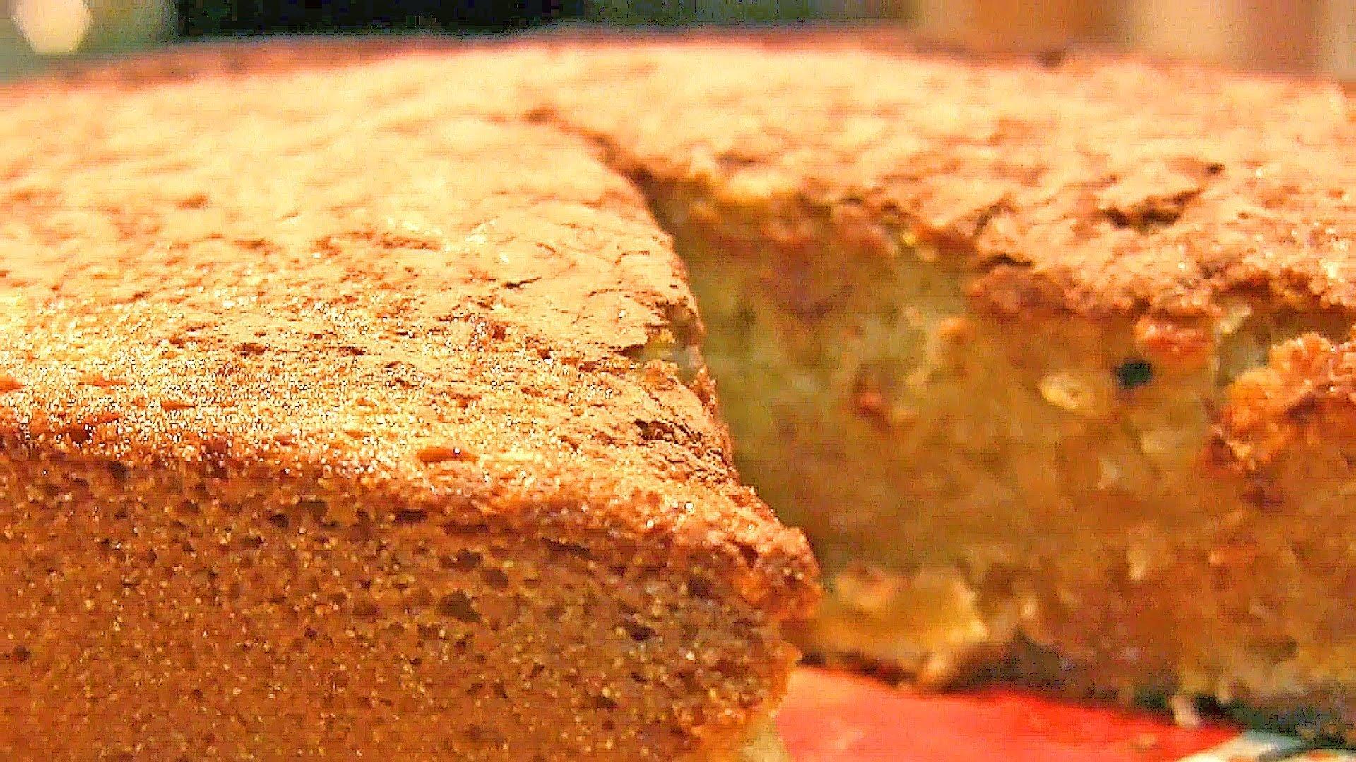 Ленивый пирог с капустой на кефире в духовке рецепт
