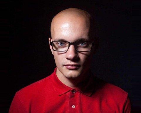 Избитый журналист «Громадського» рассказал о подробностях столкновений с полицией