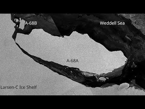 Через айсберг в Гренландії евакуювали селище