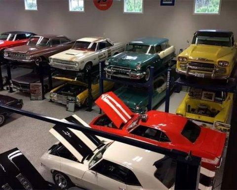 Коллекция авто