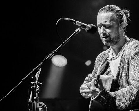 Сергей Бабкин неожиданно выпускает альбом с песнями на украинском языке