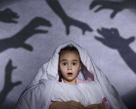 Почему дети боятся темноты и как победить этот страх