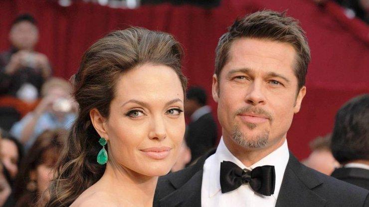 Розлучення Джолі і Пітта: у мережі з'явилися приголомшливі подробиці