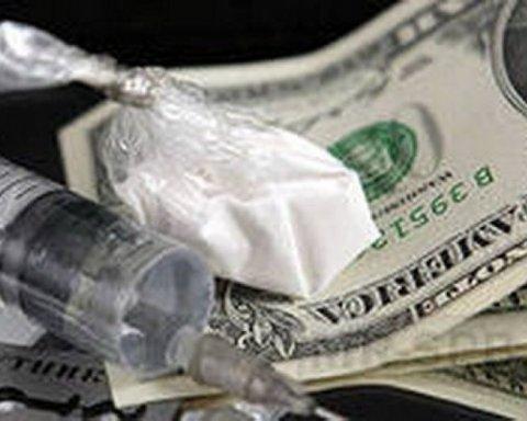 В Днепре накрыли метамфетаминовую лабораторию: изъято более килограмма наркотика
