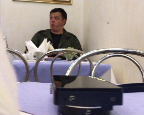 Журналисты показали как питаются депутаты (видео)