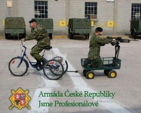 У Чехії попередили про можливу танкову атаку на Україну