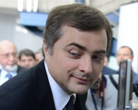 Сурков рассказал свою версию переговоров с Волкером