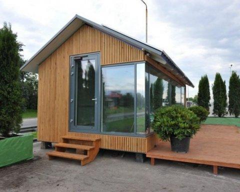 Диво-будинок, який не потребує газу і води, створили українці
