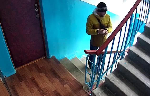 Неудачное ограбление в столице: вора «поймала» камера