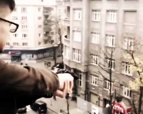 """Стрілянина у Харкові: поліція розшукує свідків """"розваги"""" однокурсника Зайцевої"""