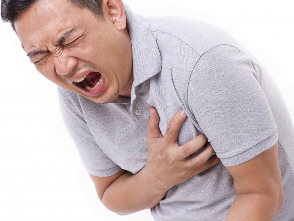 Які ознаки серцевого нападу?