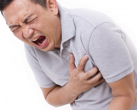 інфаркт, серце