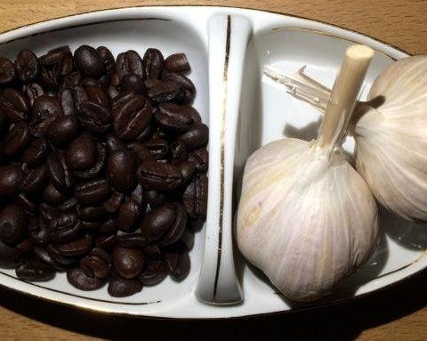 Несподівано: японський бариста готує каву з часнику