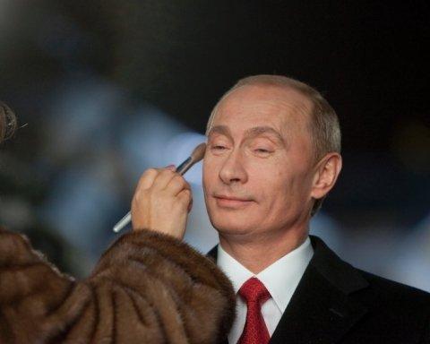 Дивна поведінка Путіна на зустрічі з пропагандистами насмішила соцмережі