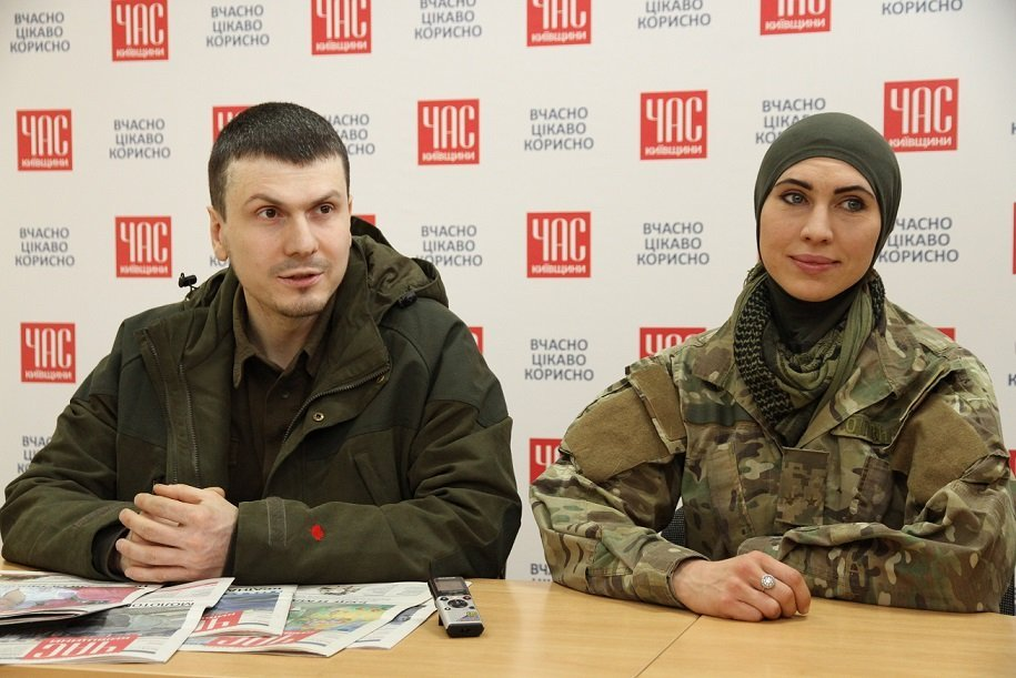 Амину Окуеву убили под Киевом, ее муж — тяжело ранен