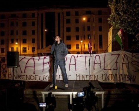 Клімкін направив Будапешту ноту протесту через провокації на Закарпатті