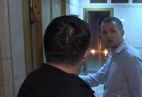 Як Левченко і Семенченко димову шашку у туалеті ВР палили