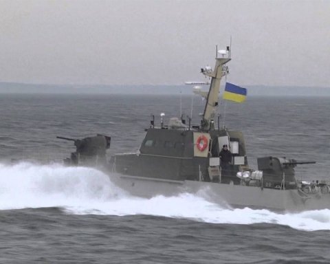 Швидкі і «невидимі»: українські катери випробували нову тактику (відео)