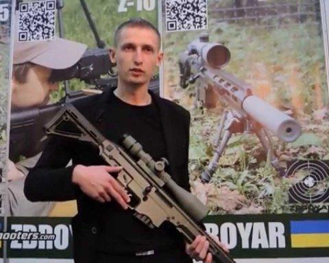 Точні й потужні: українцям розповіли про ґвинтівки для АТО, якими зупиняють ворога