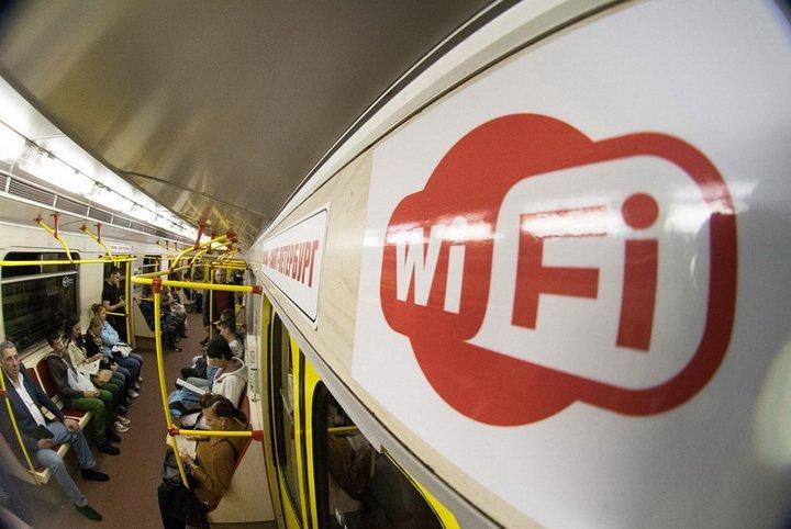 Внедрение Wi-Fi вкиевской подземке награни срыва