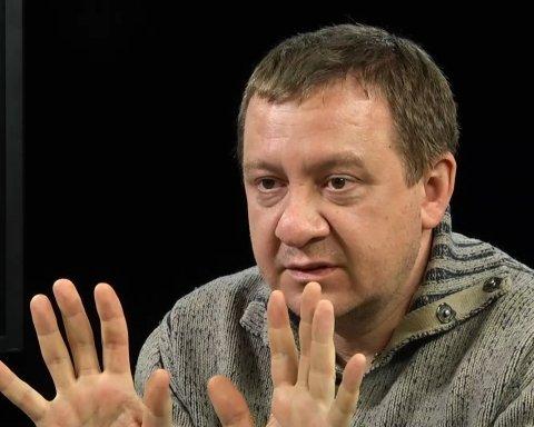 """Ми не """"видихнемо"""": український журналіст чітко осадив Макаревича"""