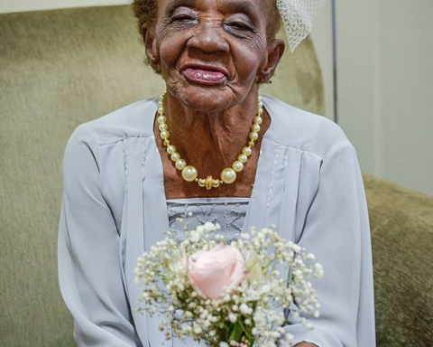 Вторая молодость: пенсионерка из Бразилии вышла замуж в 106 лет
