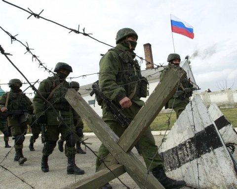 російські військовослужбовці в Україні
